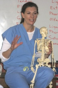 Dr. Wendy Hunter