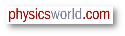 Physics World banner