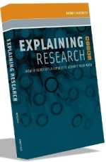 Explainiing Research