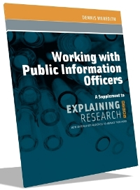 Working with Public Information Officers