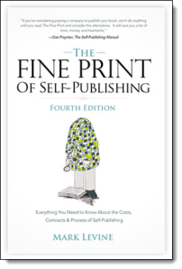 Fine print cover